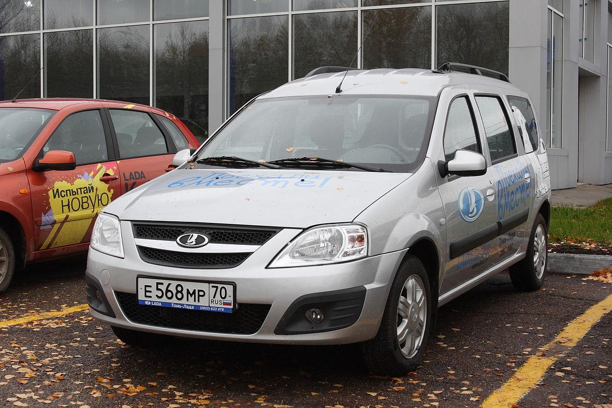 LADA Largus I 2012 - now Station wagon 5 door #8