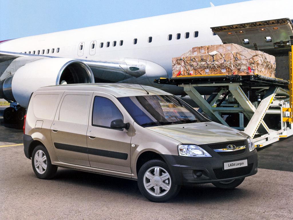 LADA Largus I 2012 - now Van #4