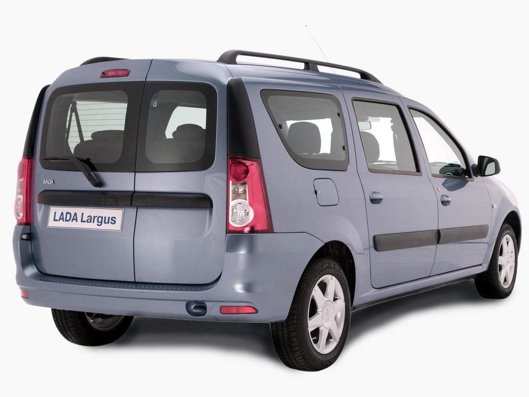 LADA Largus I 2012 - now Van #2