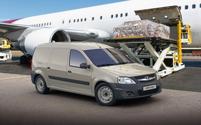 LADA Largus I 2012 - now Van #1