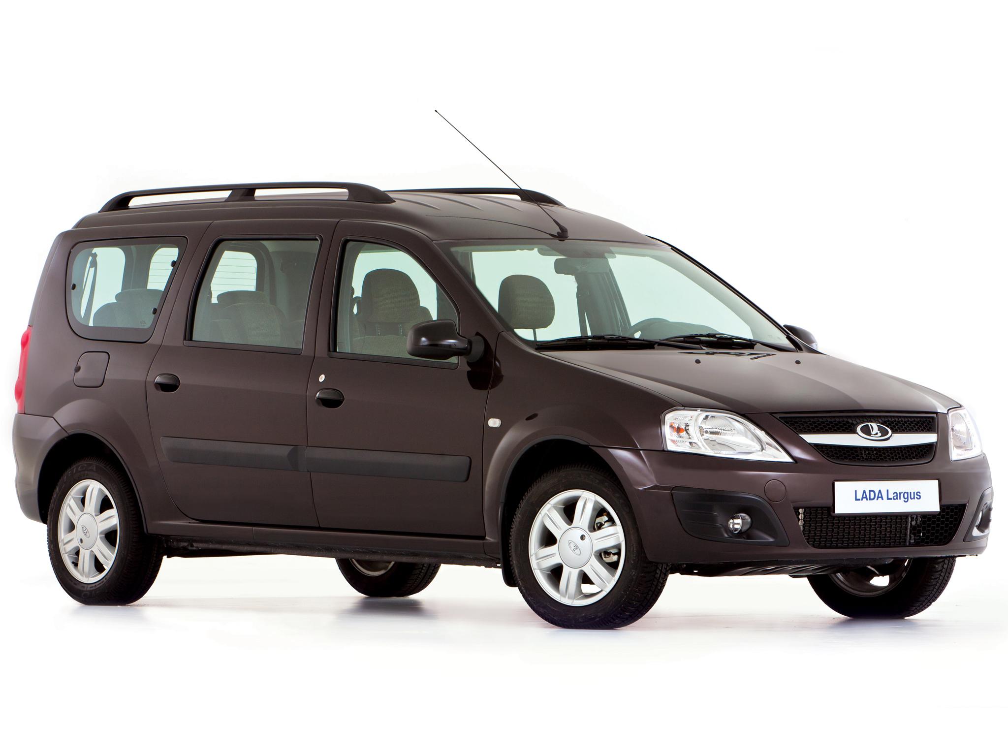 LADA Largus I 2012 - now Van #3