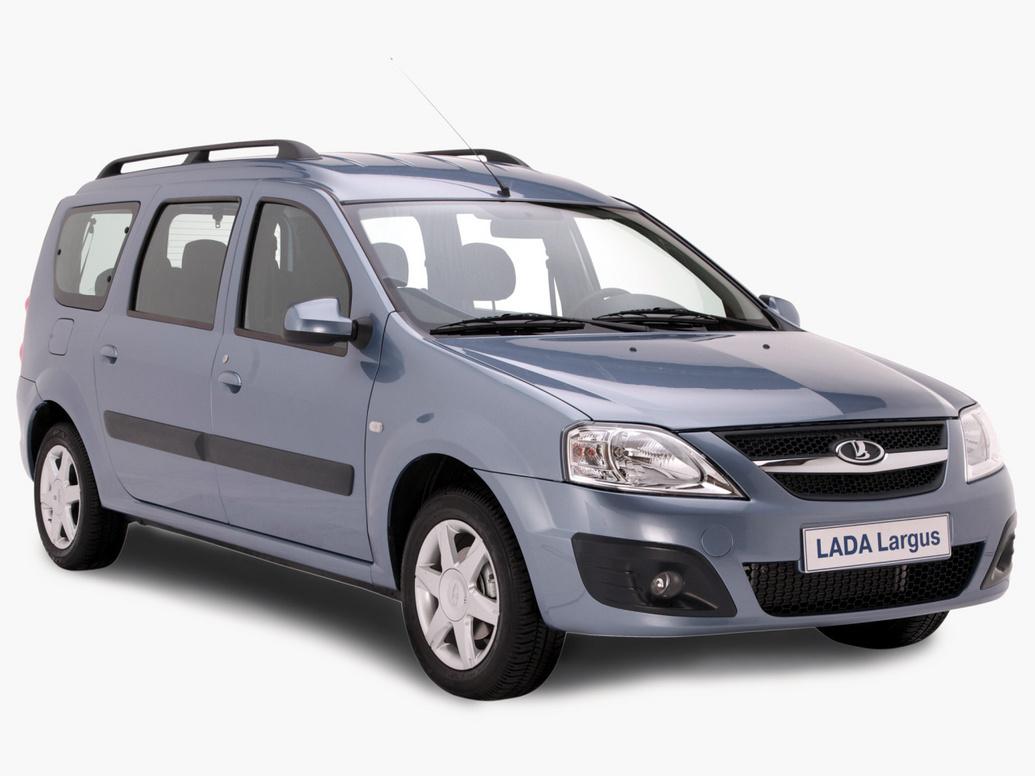 LADA Largus I 2012 - now Van #8