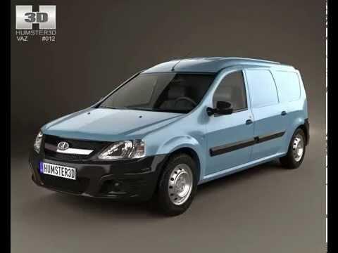 LADA Largus I 2012 - now Van #6