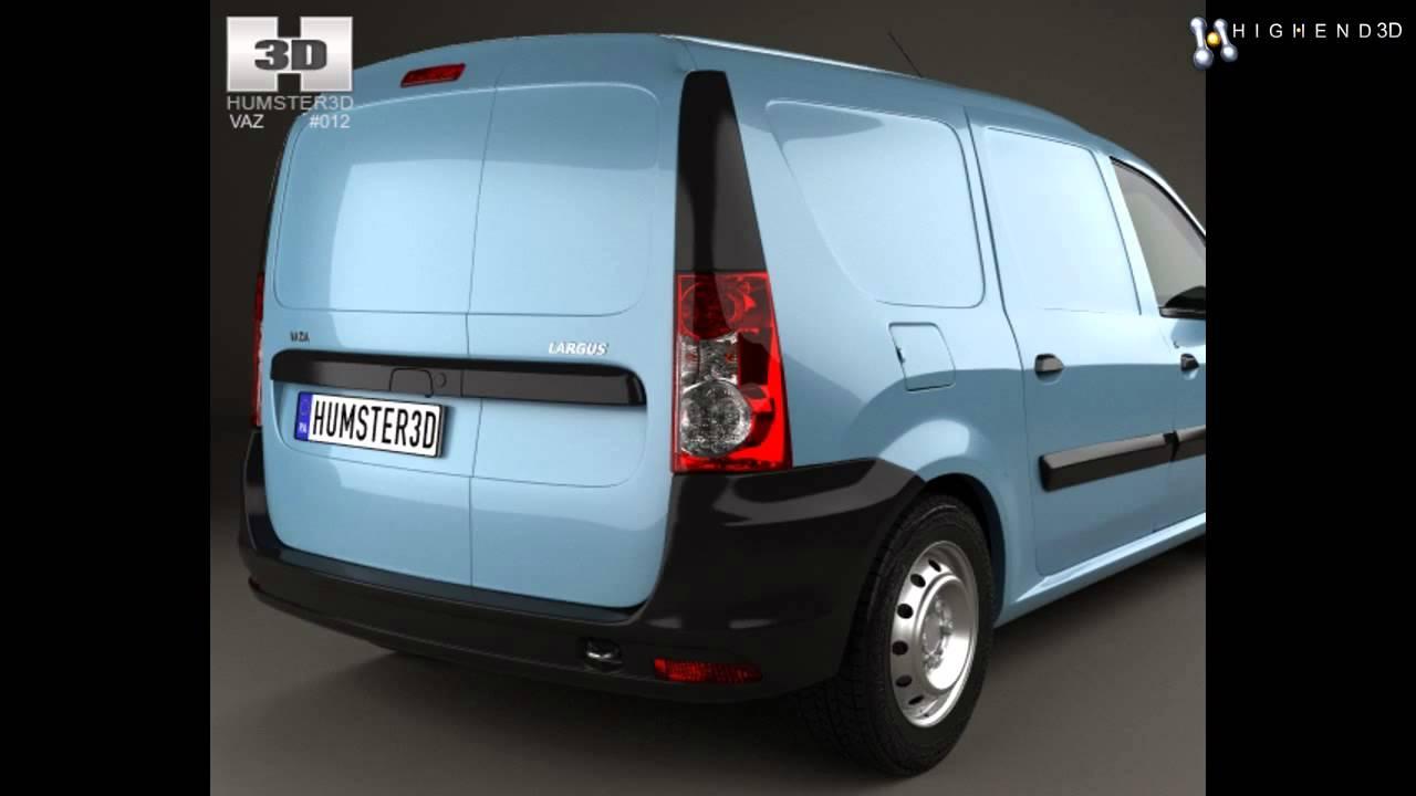 LADA Largus I 2012 - now Van #5