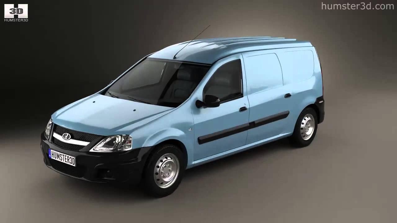 LADA Largus I 2012 - now Van #7