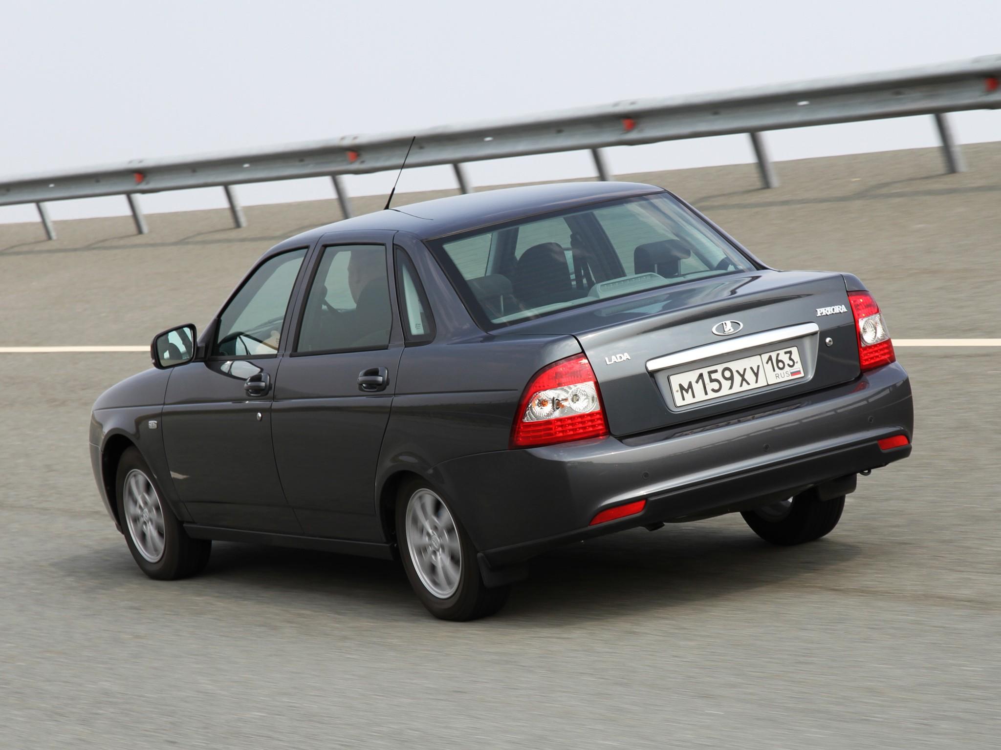 LADA Priora I Restyling 2013 - now Sedan #7