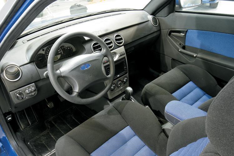 LADA Priora I Restyling 2013 - now Sedan #8