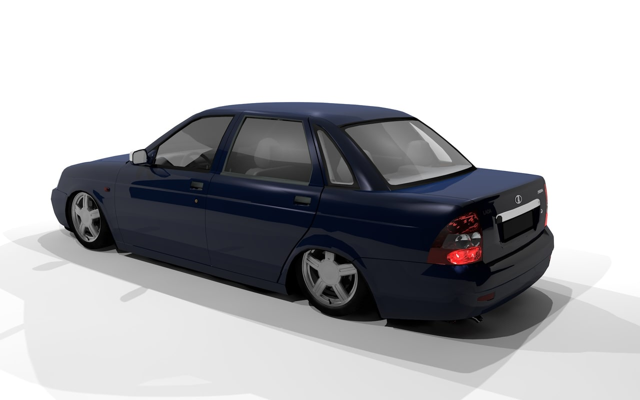 LADA Priora I Restyling 2013 - now Sedan #6