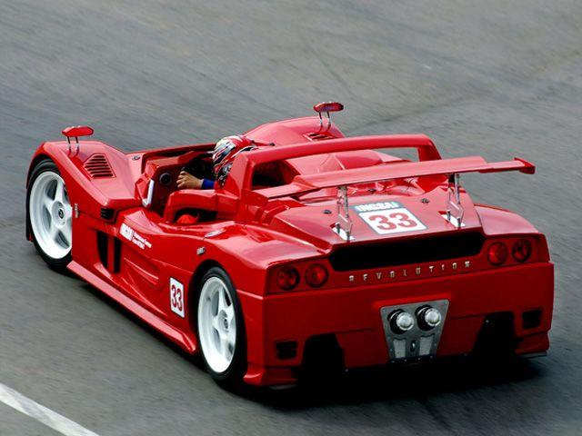LADA Revolution Sport 2004 - now Speedster #2