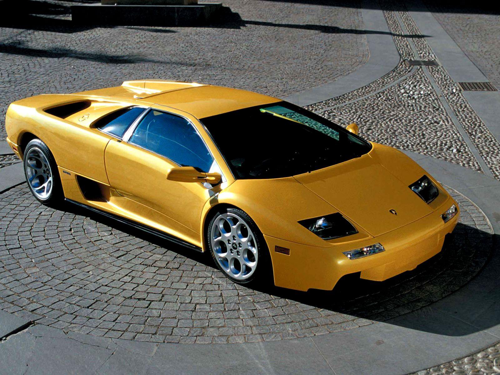 Lamborghini Diablo 1990 - 2001 Coupe #4