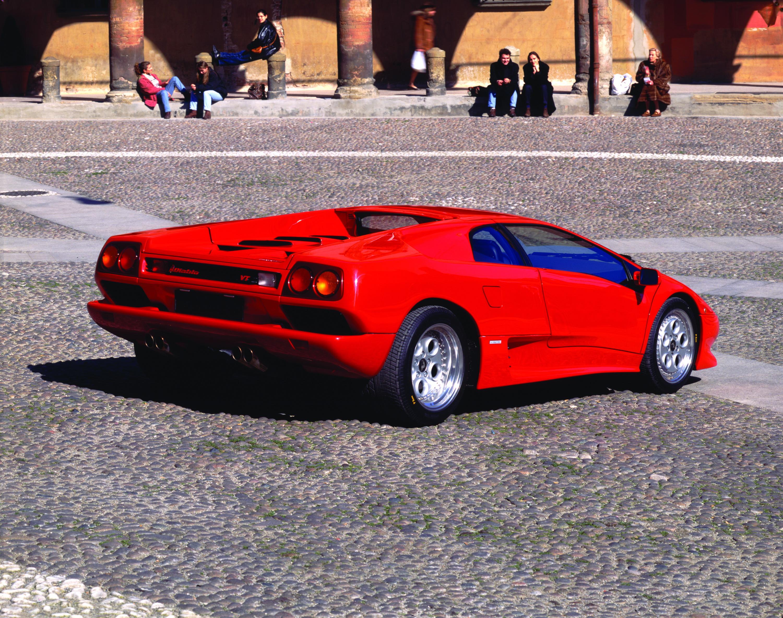 Lamborghini Diablo 1990 - 2001 Coupe #1