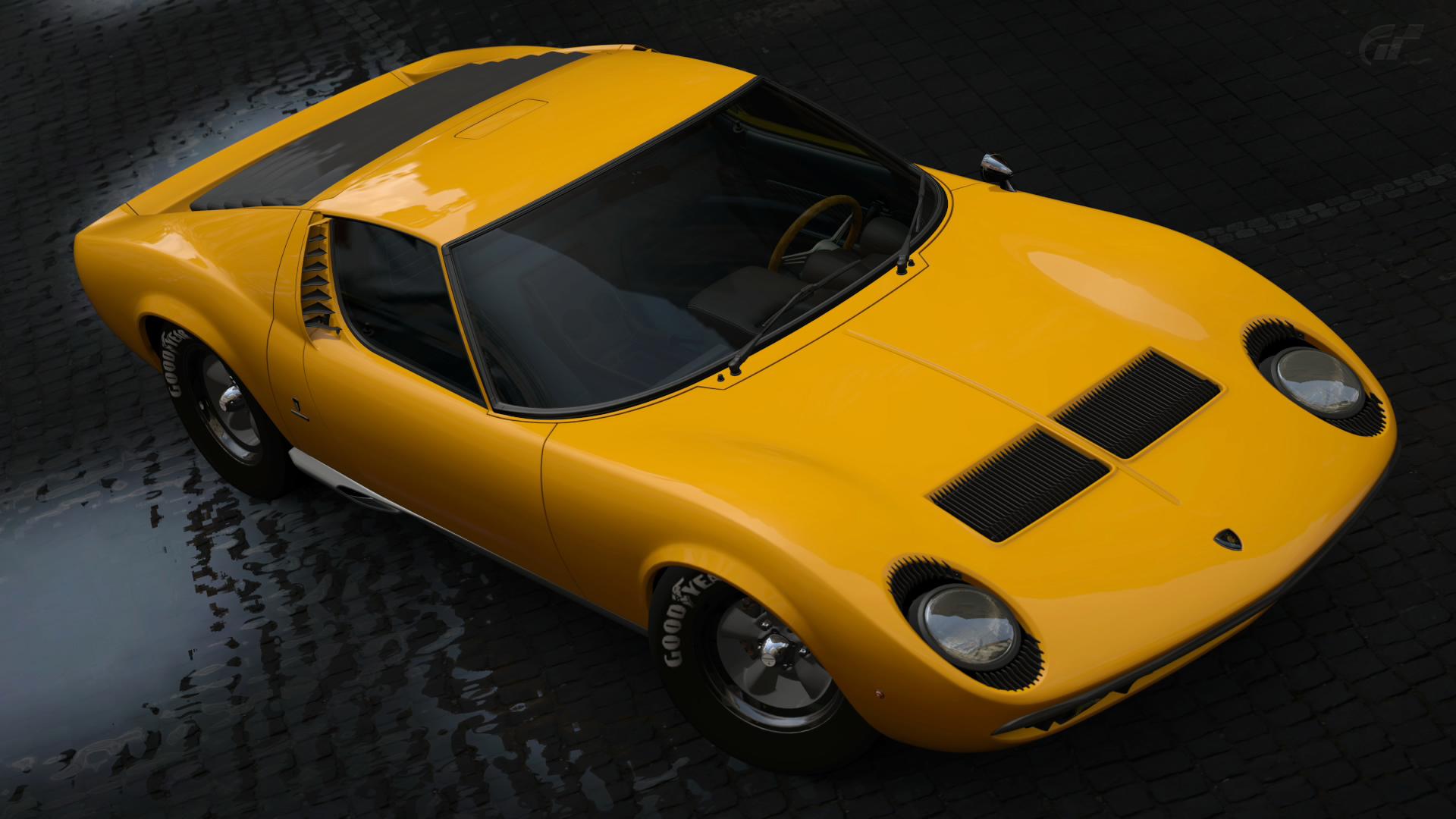 Lamborghini Miura 1966 - 1973 Coupe #6