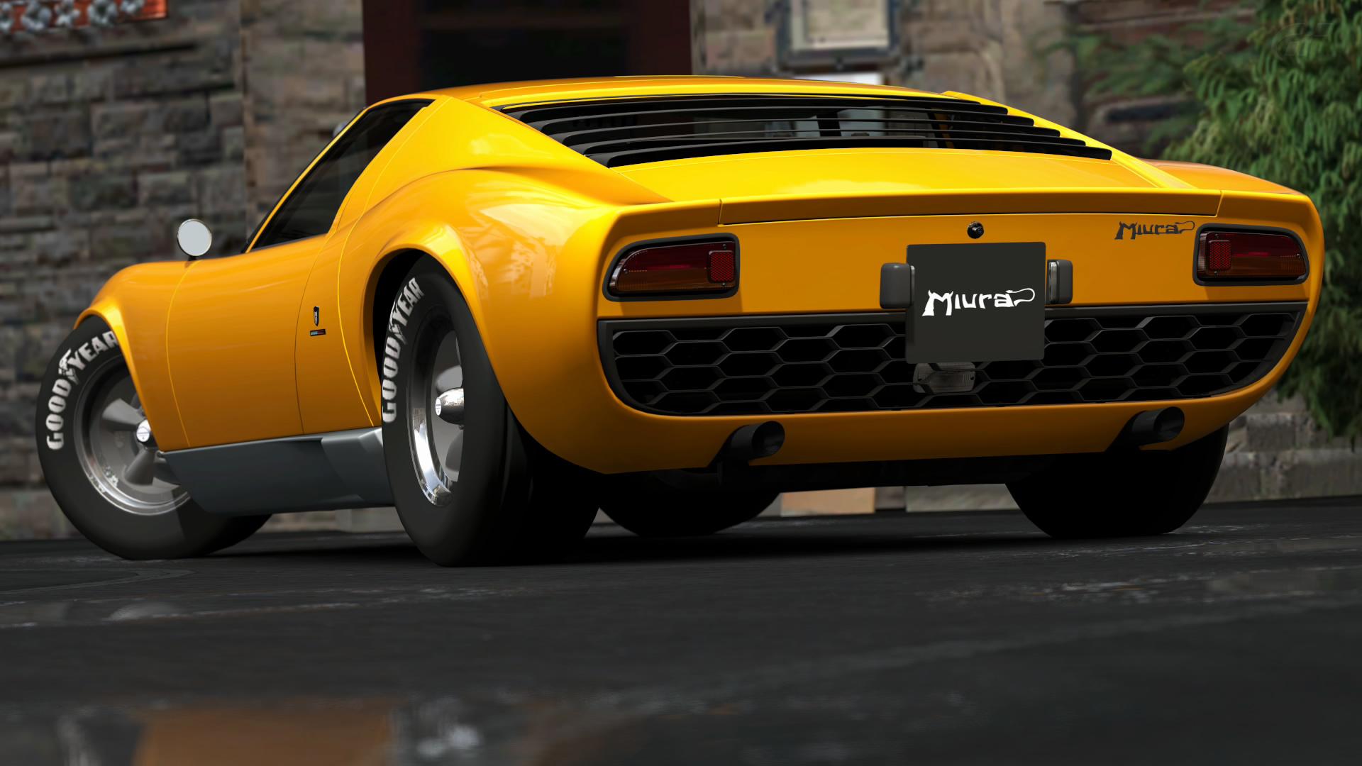 Lamborghini Miura 1966 - 1973 Coupe #4