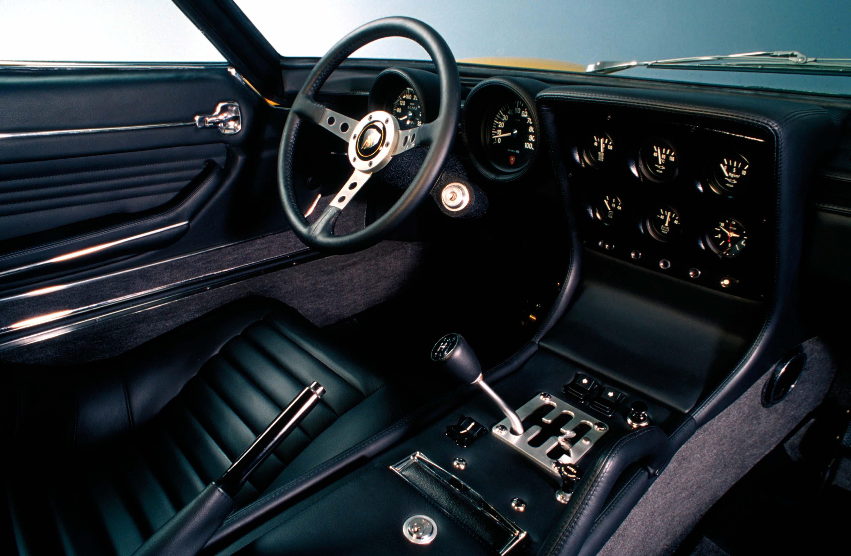 Lamborghini Miura 1966 - 1973 Coupe #2