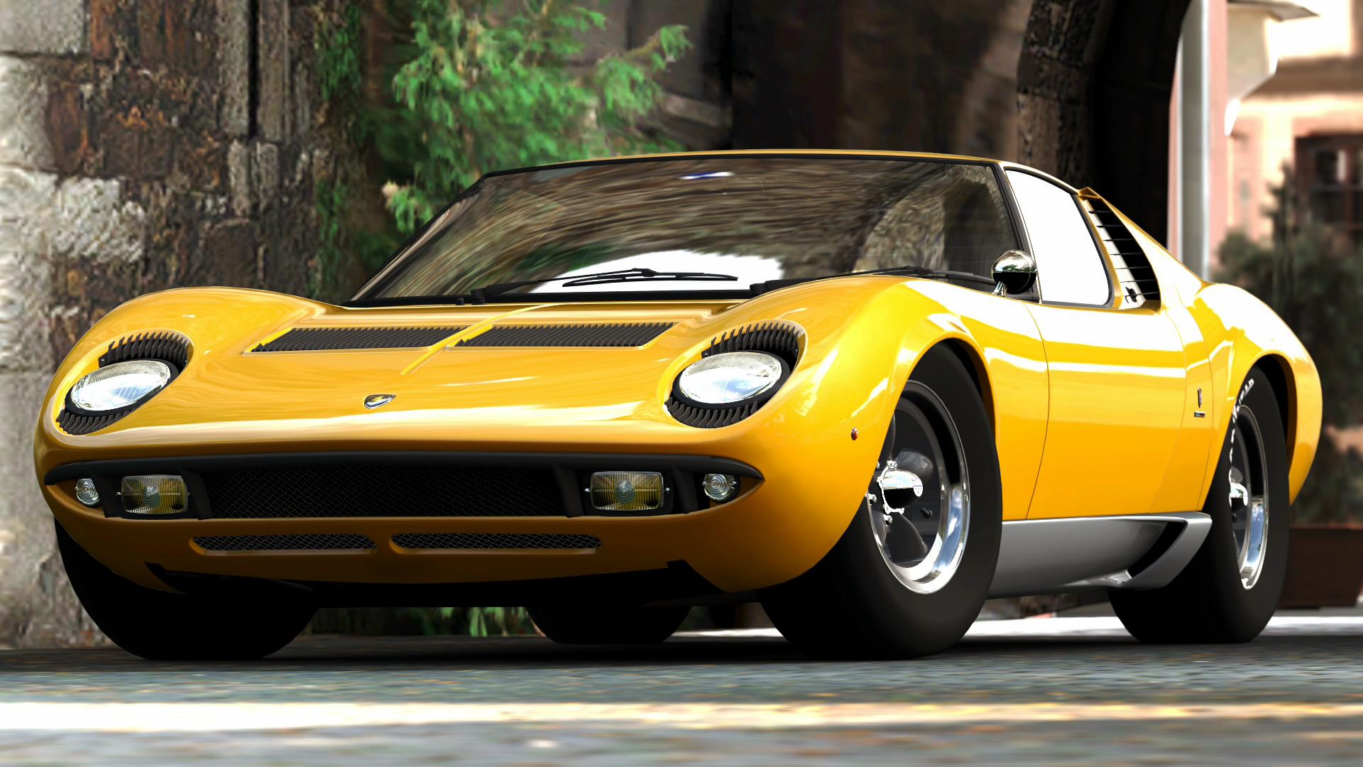 Lamborghini Miura 1966 - 1973 Coupe #7