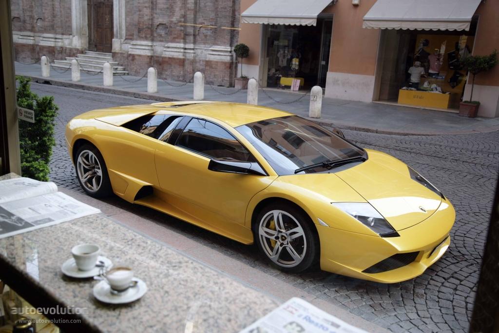 Lamborghini Murcielago I Restyling 2006 - 2010 Roadster #3