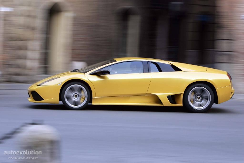 Lamborghini Murcielago I Restyling 2006 - 2010 Roadster #2