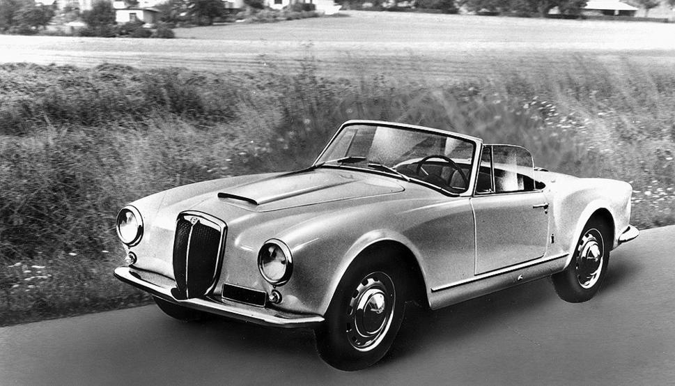 Lancia Aurelia 1950 - 1958 Sedan #1