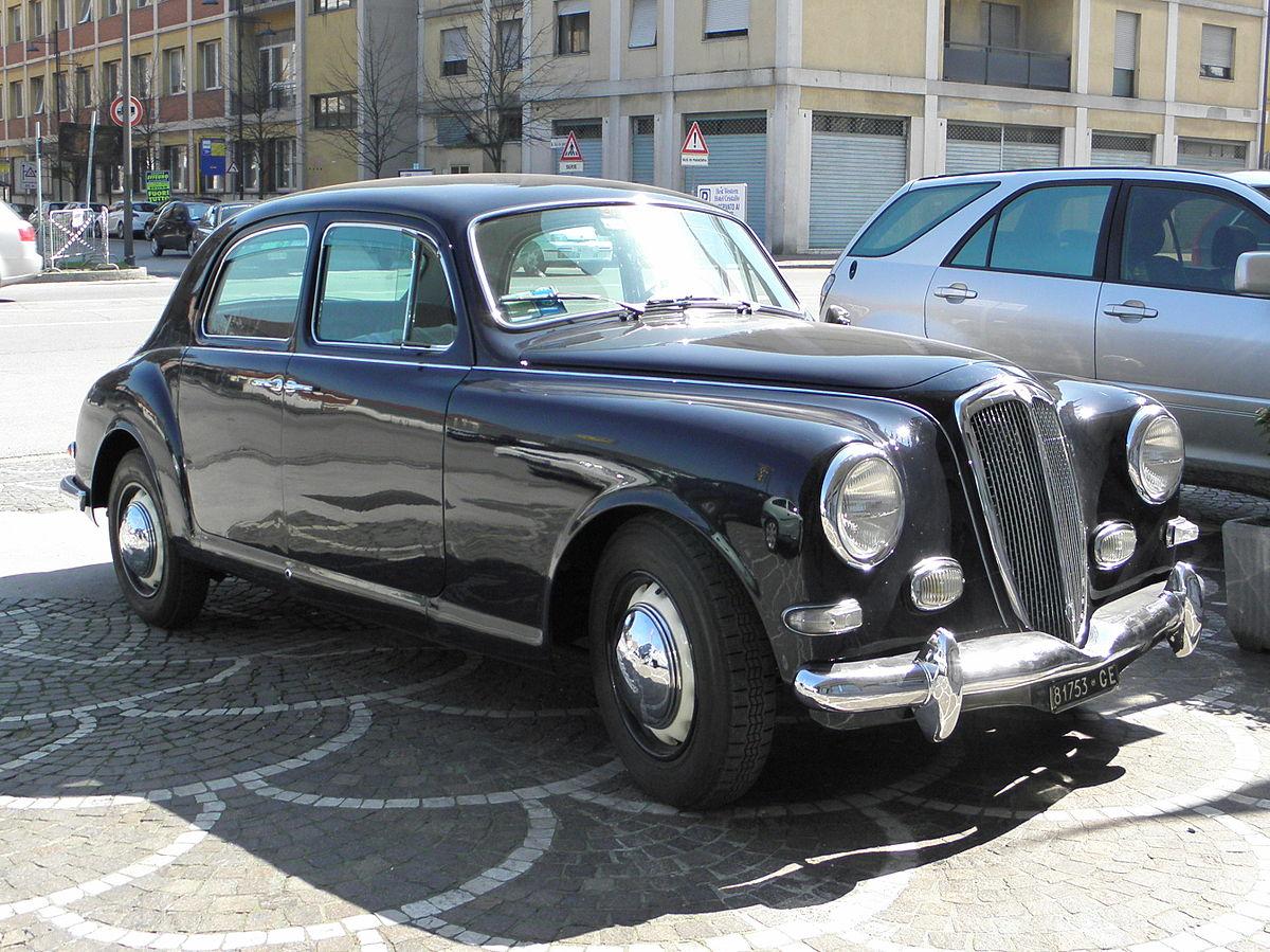 Lancia Aurelia 1950 - 1958 Sedan #8