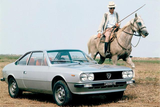 Lancia Trevi 1980 - 1984 Sedan #5