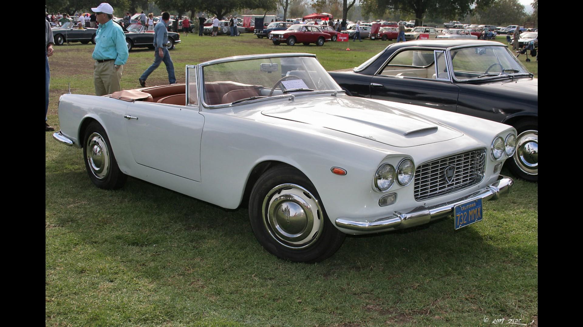 Lancia Flaminia 1957 - 1970 Sedan #7