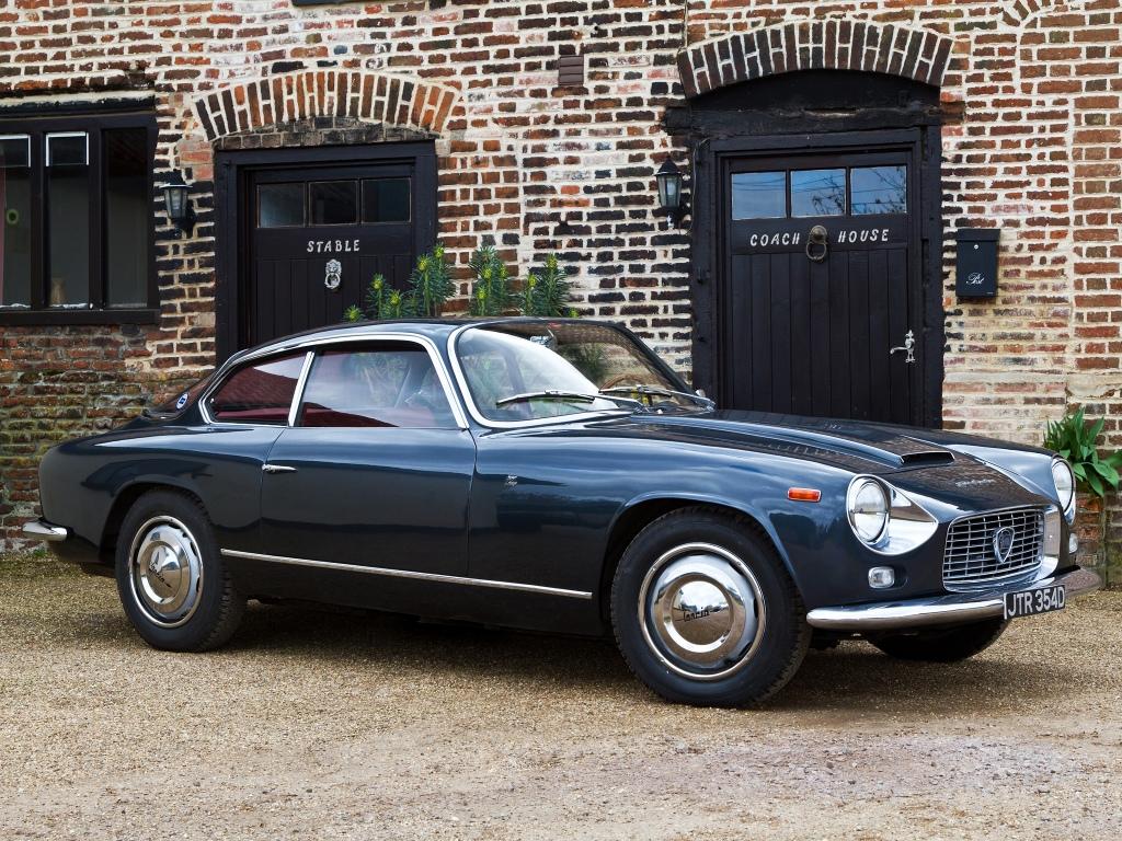 Lancia Flaminia 1957 - 1970 Coupe #1