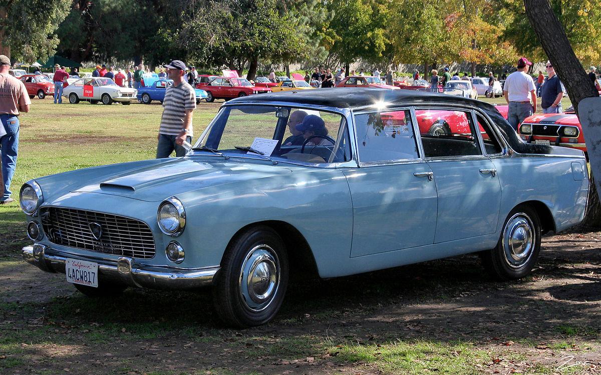 Lancia Flaminia 1957 - 1970 Coupe #8