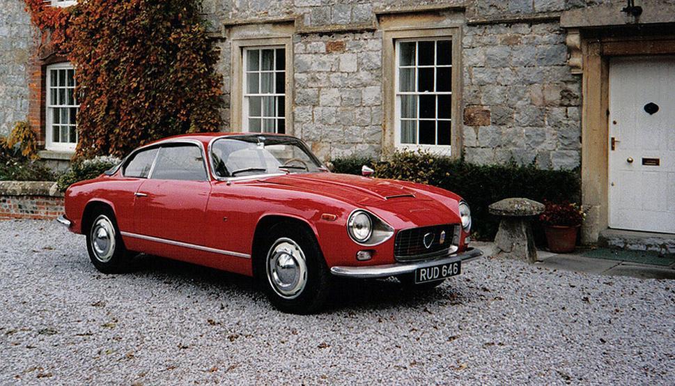Lancia Flaminia 1957 - 1970 Coupe #4