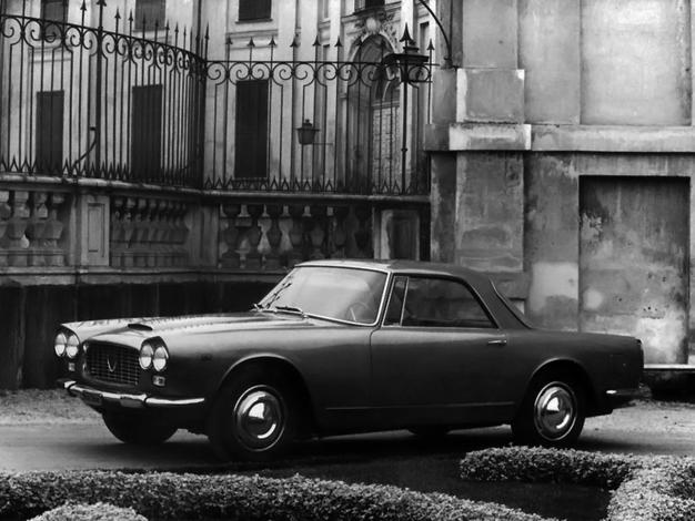 Lancia Flaminia 1957 - 1970 Coupe #6