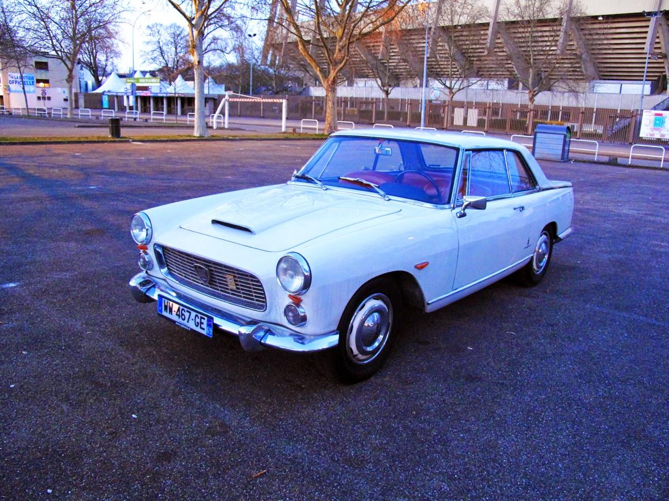 Lancia Flaminia 1957 - 1970 Coupe #3