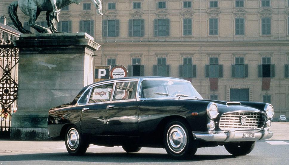Lancia Flaminia 1957 - 1970 Sedan #3