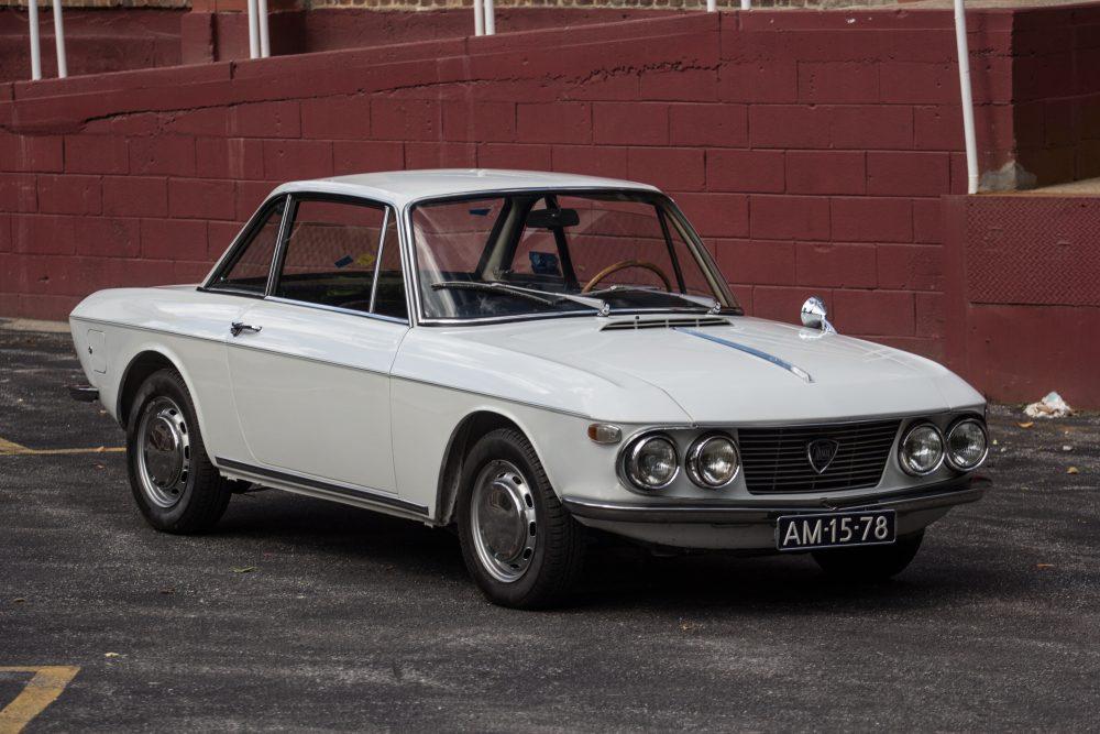 Lancia Fulvia 1968 - 1975 Sedan #6