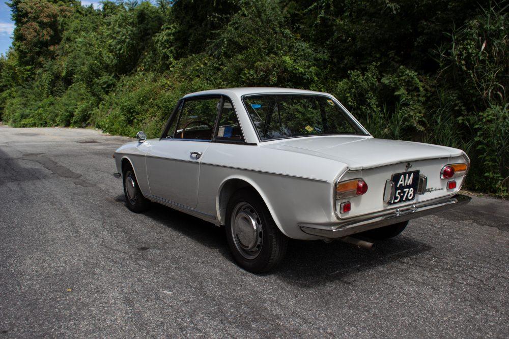 Lancia Fulvia 1968 - 1975 Sedan #5