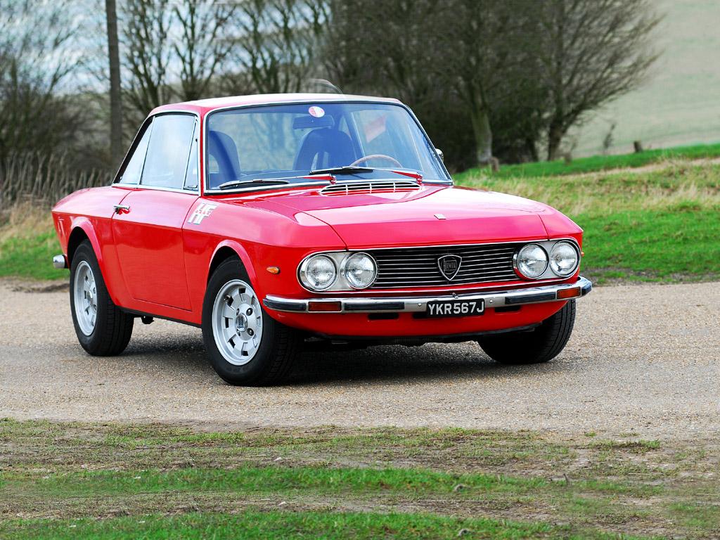 Lancia Fulvia 1968 - 1975 Sedan #3