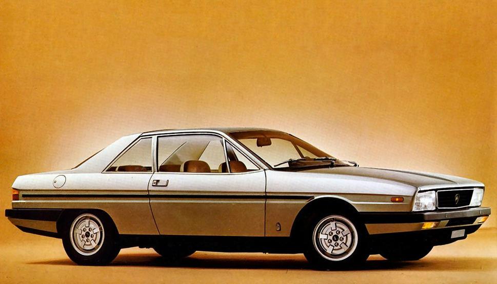 Lancia Gamma 1976 - 1984 Coupe #3