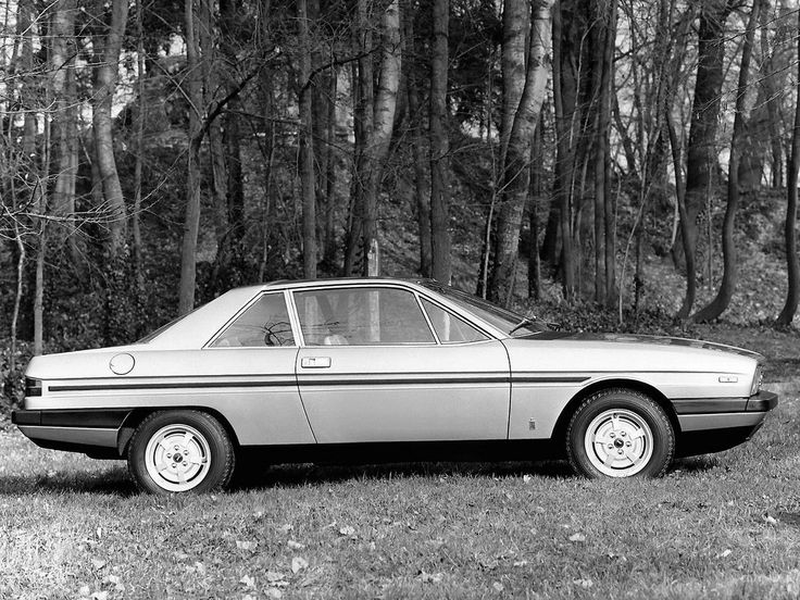 Lancia Gamma 1976 - 1984 Coupe #6