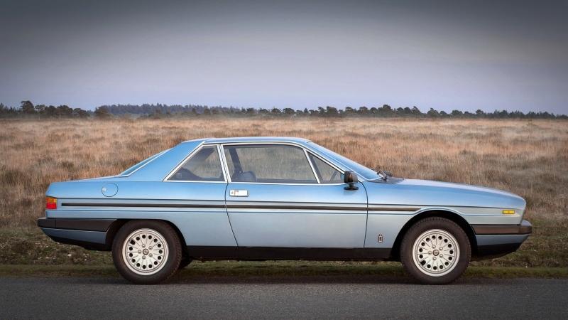Lancia Gamma 1976 - 1984 Coupe #2
