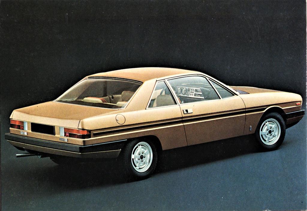 Lancia Gamma 1976 - 1984 Coupe #7