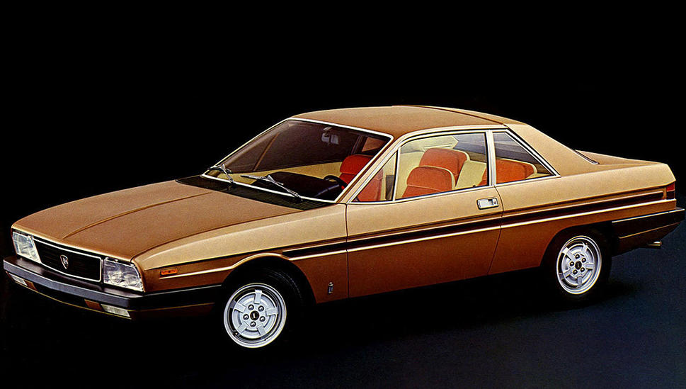 Lancia Gamma 1976 - 1984 Coupe #5
