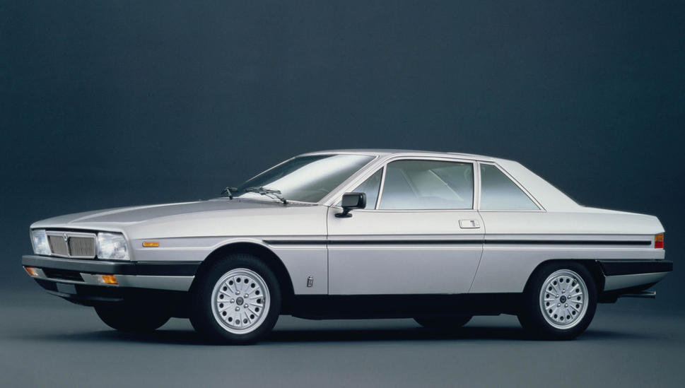 Lancia Gamma 1976 - 1984 Coupe #1