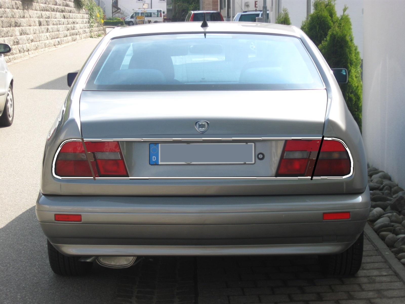 Lancia Kappa 1994 - 2000 Station wagon 5 door #4