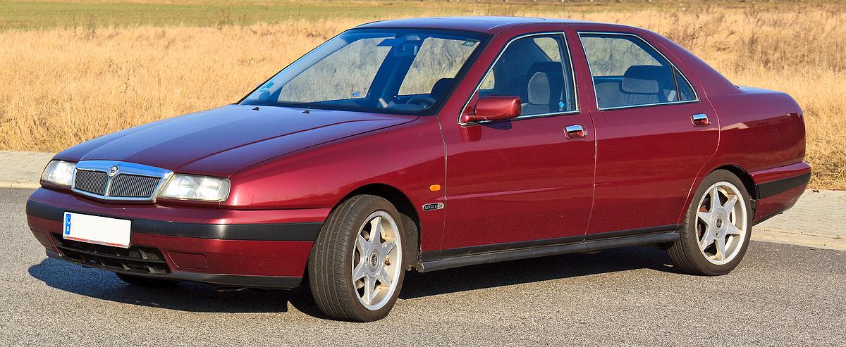 Lancia Kappa 1994 - 2000 Station wagon 5 door #8