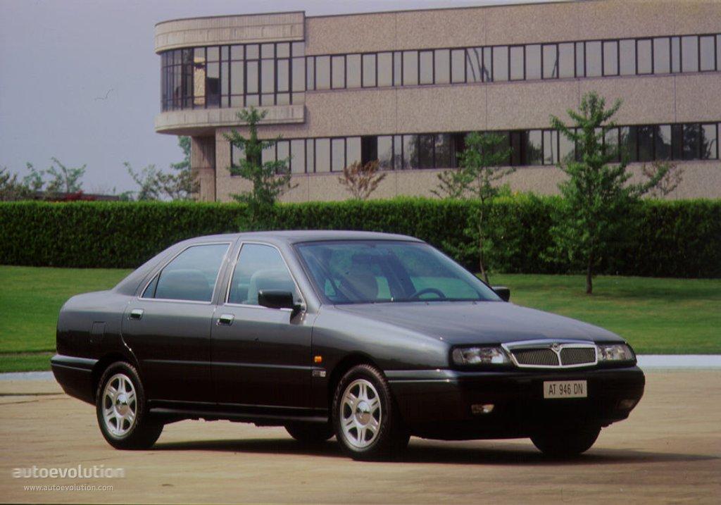 Lancia Kappa 1994 - 2000 Station wagon 5 door #1