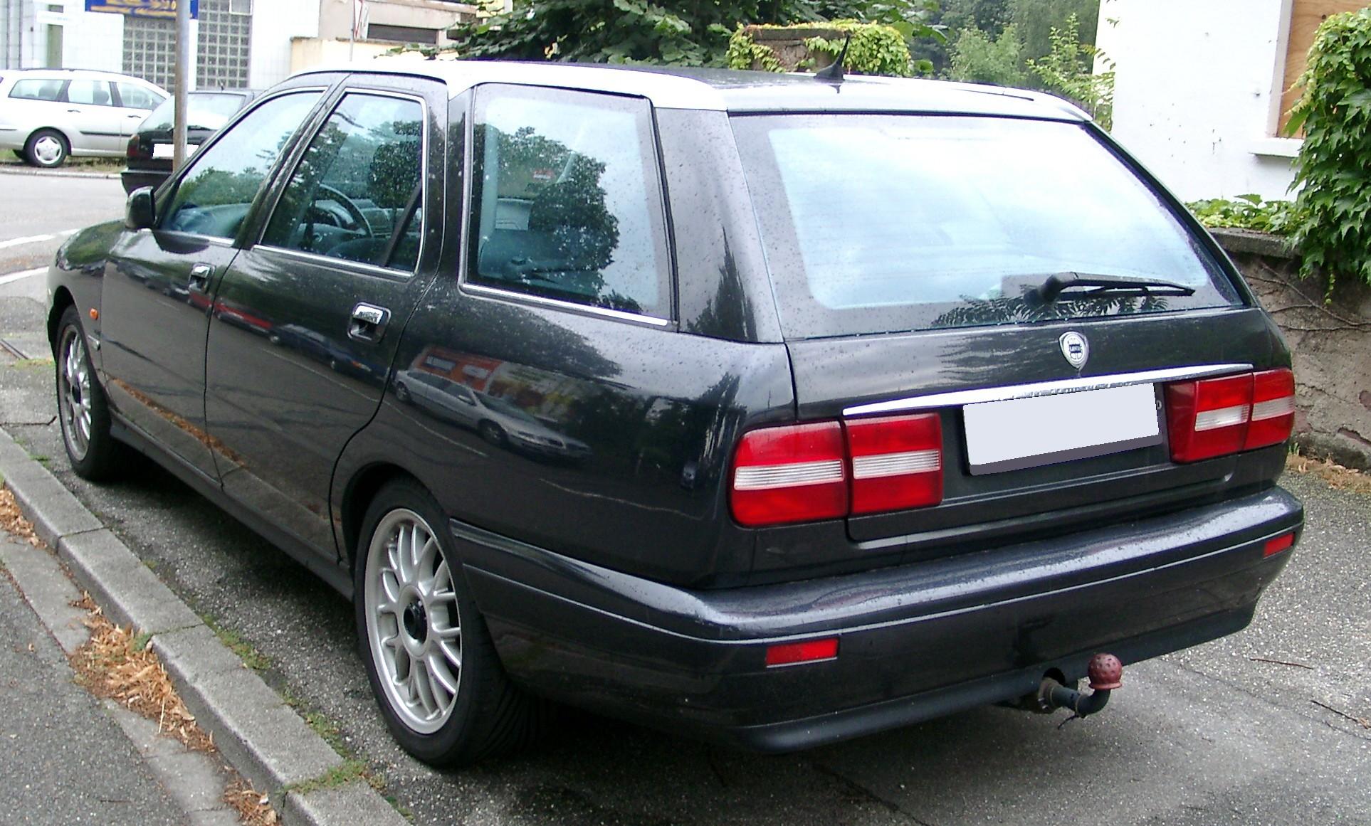 Lancia Kappa 1994 - 2000 Station wagon 5 door #3