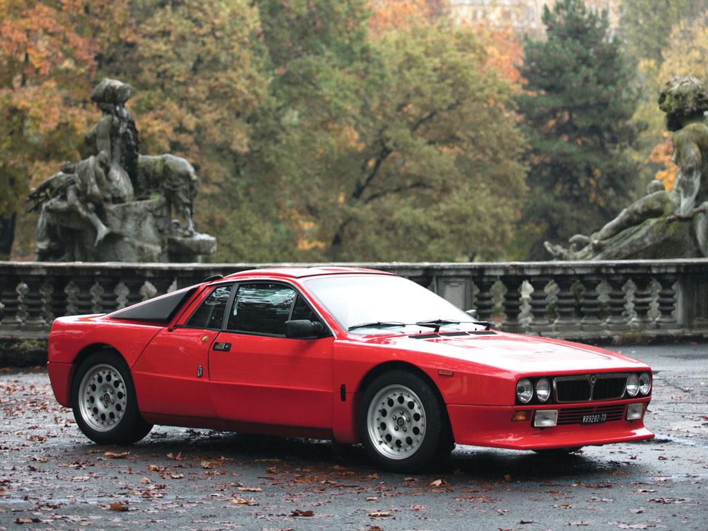 Lancia Rally 037 1982 - 1983 Coupe #4