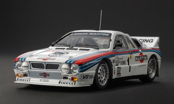 Lancia Rally 037 1982 - 1983 Coupe #8