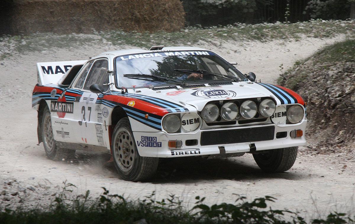 Lancia Rally 037 1982 - 1983 Coupe #6