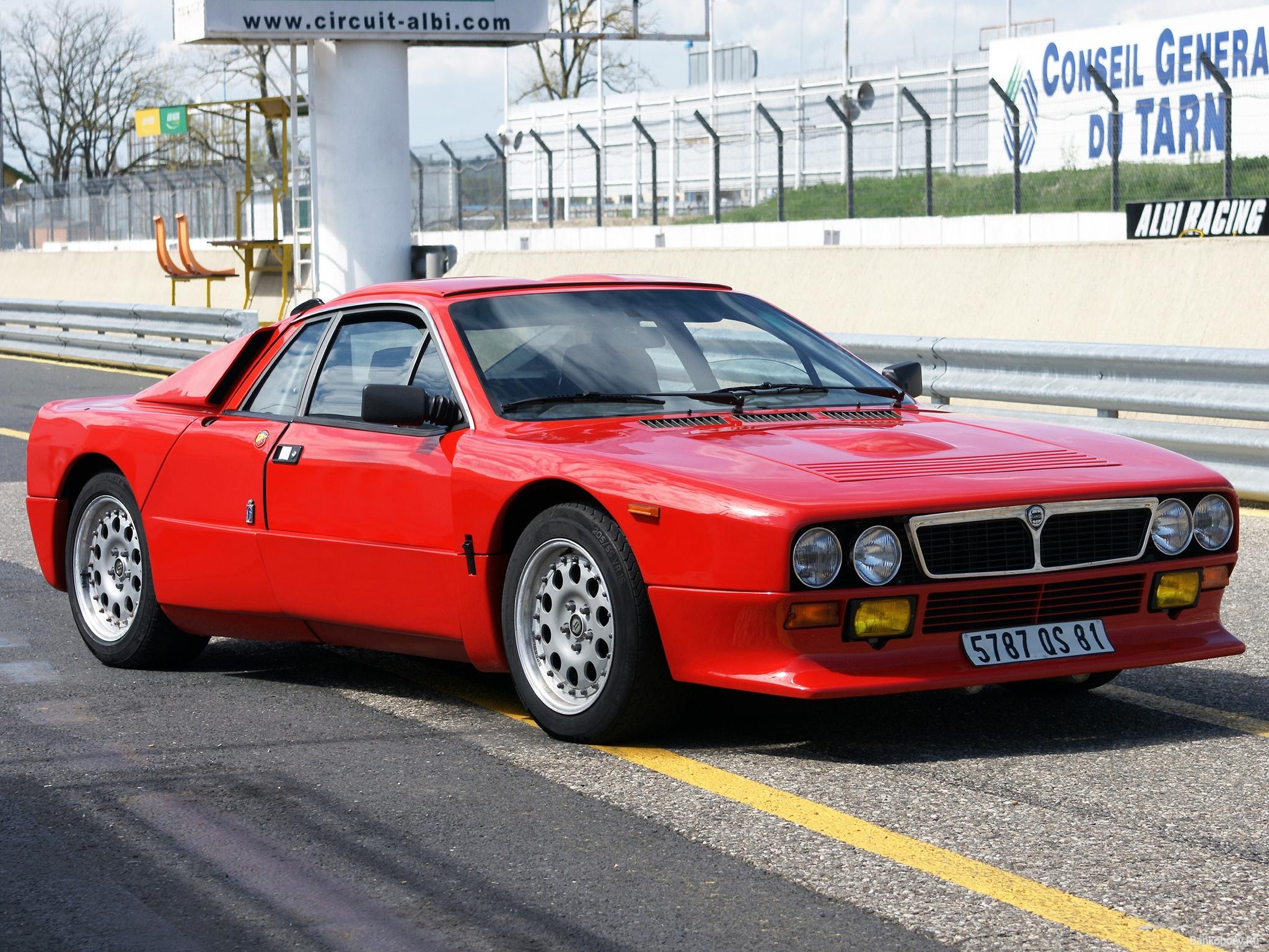 Lancia Rally 037 1982 - 1983 Coupe #5
