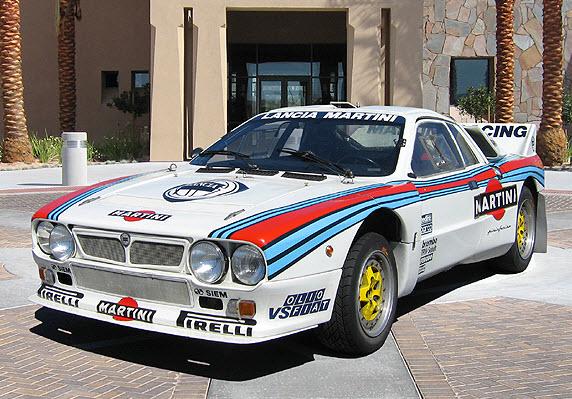 Lancia Rally 037 1982 - 1983 Coupe #7