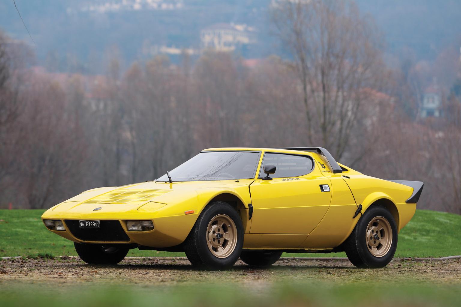 Lancia Stratos 1973 - 1978 Coupe #6